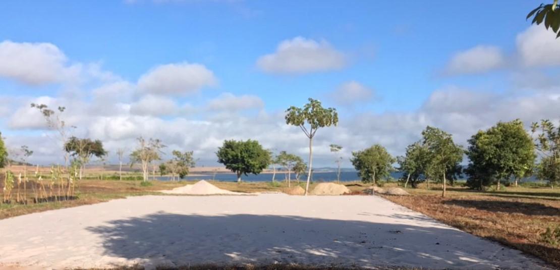 Areia Para Quadra de Beach Tenis - Classificada