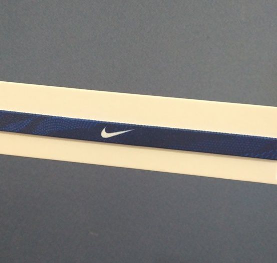 Bandana de Cabeça Nike - Faixa Fina