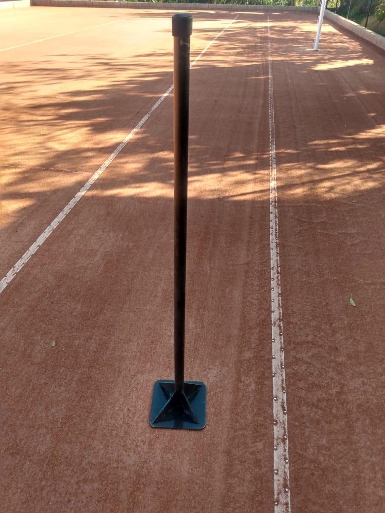 Batedor para Quadra de Tênis Linha Demarcatória de Saibro