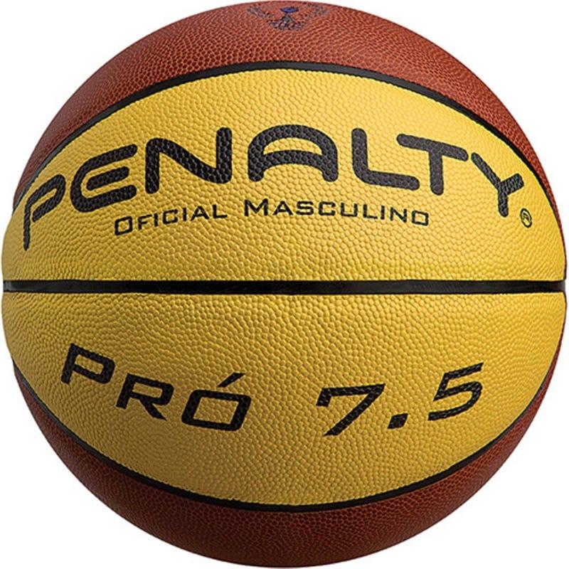Bola de Basquete Penalty Oficial Pro 7.5 Masculino