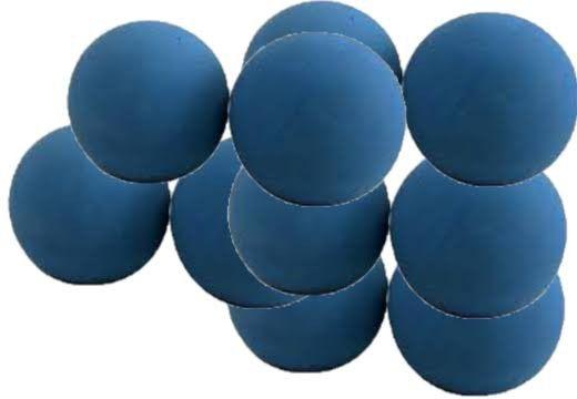 Bola De Frescobol Compre 10 Bolas Kit
