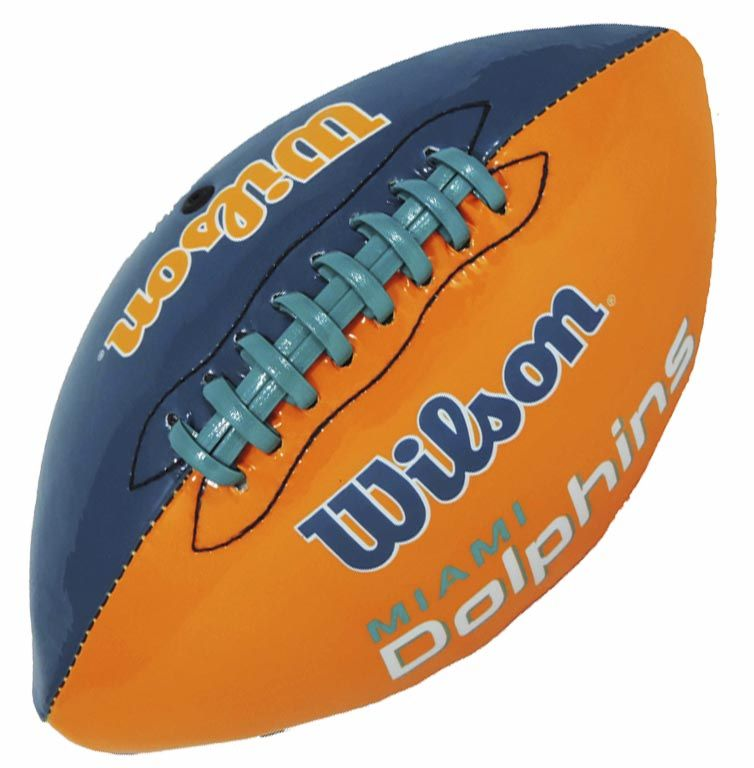 Bola de Futebol Americano Wilson Nfl Team - Miami Dolphins