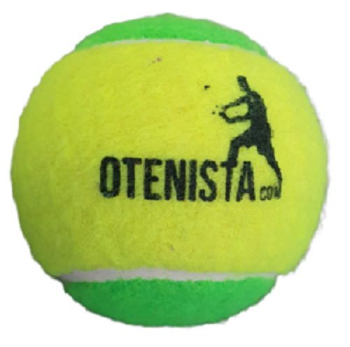Bola de Tenis Estagio 1 Infantil O Tenista 2 Unidades