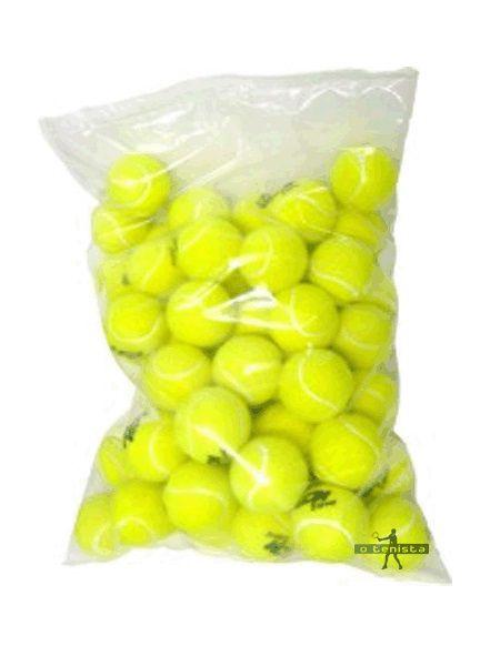 Bola De Tenis Otenista - Saco C/60 Bolas