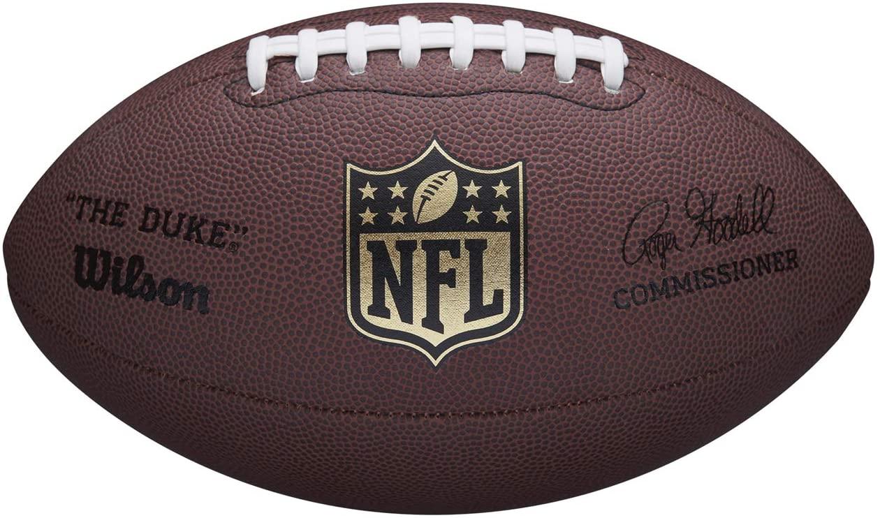Bola NFL Futebol Americano Wilson Duke