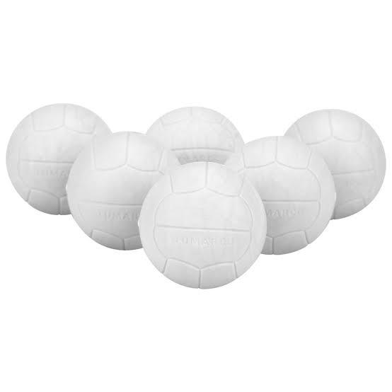 Bola Pebolim - Com 3 Unidades