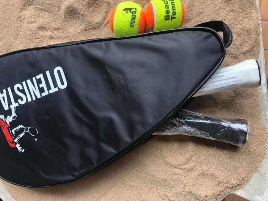 Bolsa Raqueteira Beach Tênis para 2 Raquetes