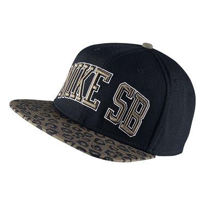 Boné Nike Leopard Snapback
