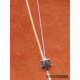Carrinho Limpa Linha - Quadra De Tênis Saibro
