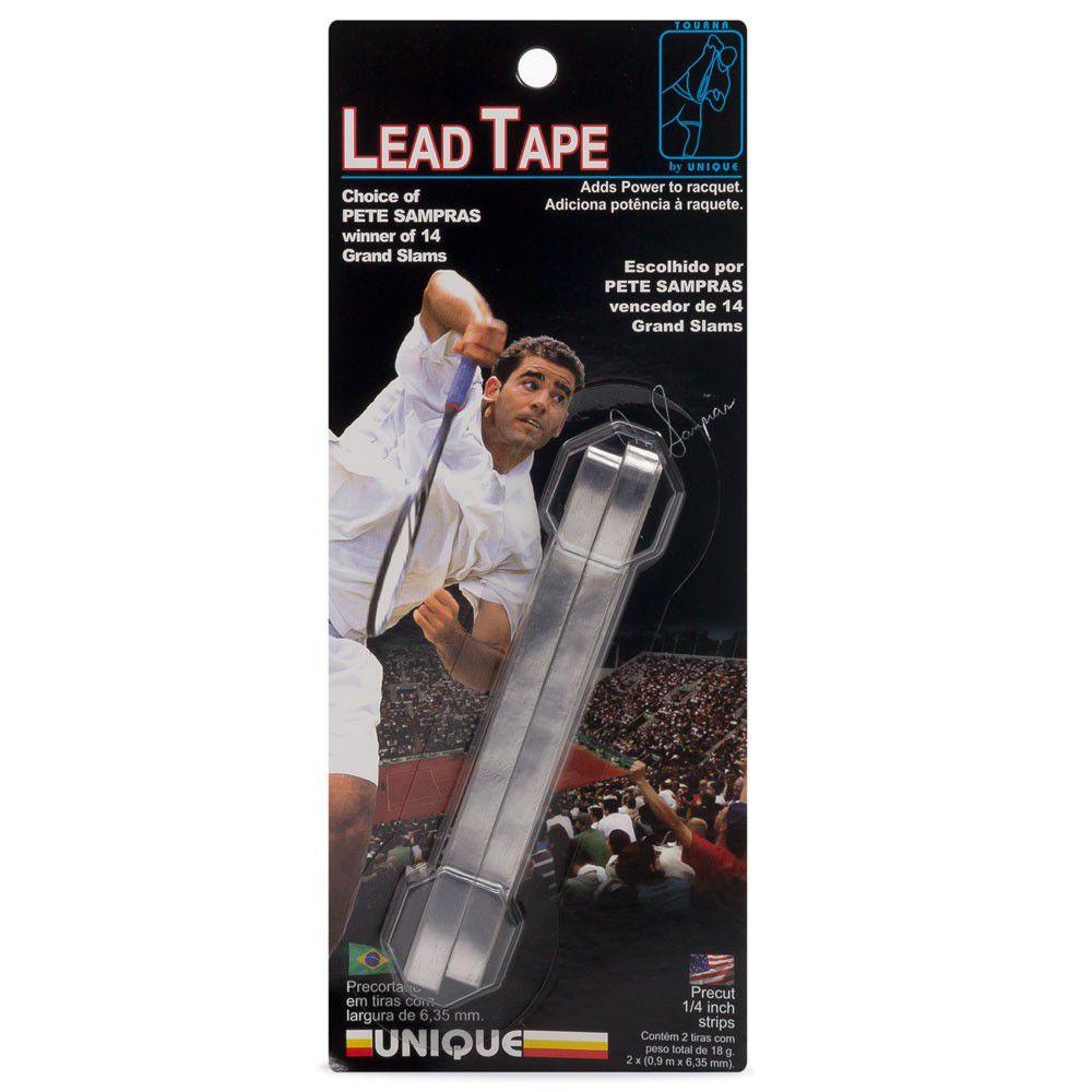 Chumbo P/ Balanceamento de Raquete Unique - Lead Tape