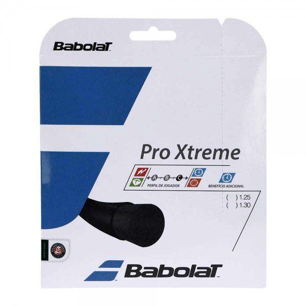 Corda Babolat Pro Extreme 16 - Blister/set