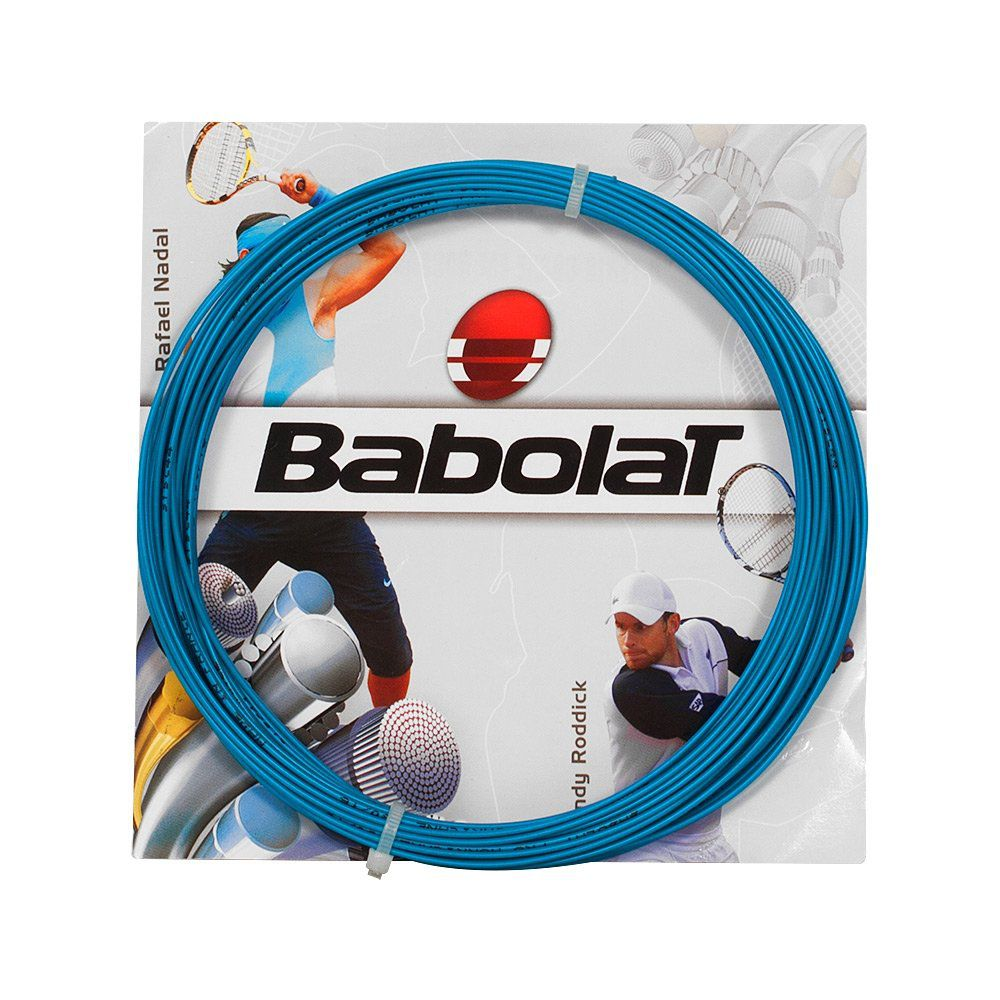 Corda Babolat Synthetic Gut Set - Azul