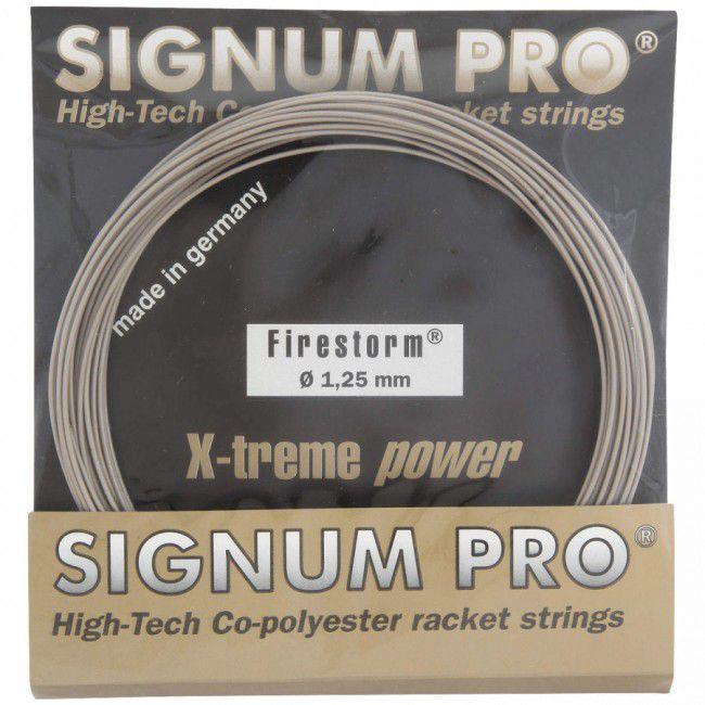 Corda Copolímero Signum Pro HEXtreme Firestorn 1.25 - Set