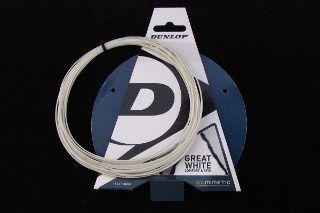 Corda Dunlop Squash Biomimentic Great White 17 - Multifilame