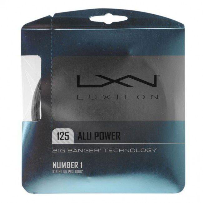 Corda Luxilon Big Banger Alu Power 125 - Blister/set
