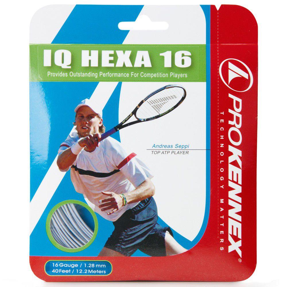 Corda Prokennex IQ Hexa 16L  - Set