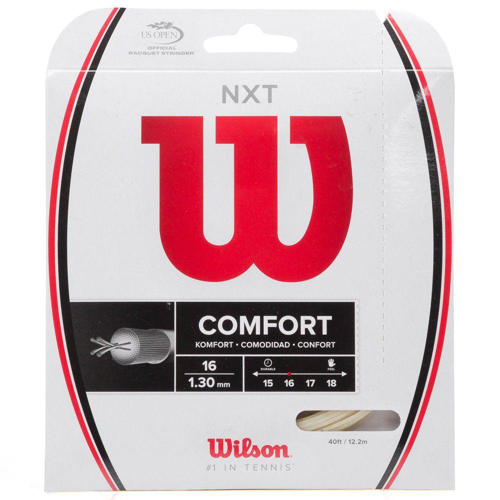 CORDA WILSON NXT 16L 1.30MM NATURAL - SET INDIVIDUAL COMFORT