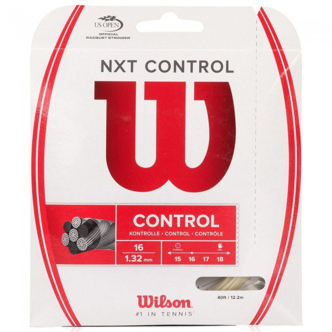 Corda Wilson NXT Control 16L 1.32mm Natural - Set