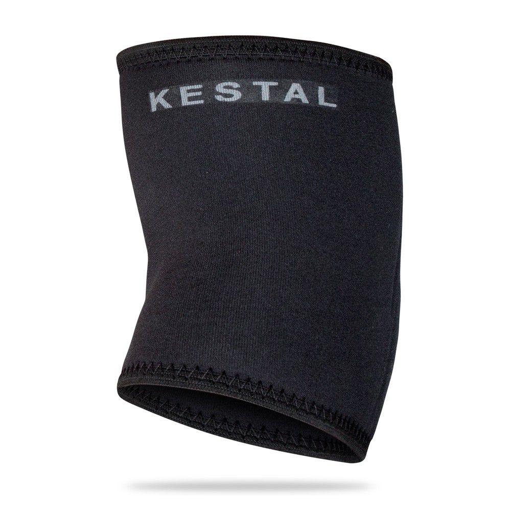 Cotoveleira Lisa Kestal - Preta