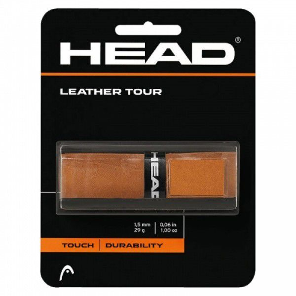 Cushion Grip Head Leather Tour - Couro