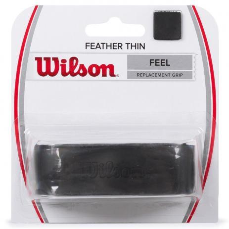 Cushion Grip Wilson - Feather Thin  (Preto)