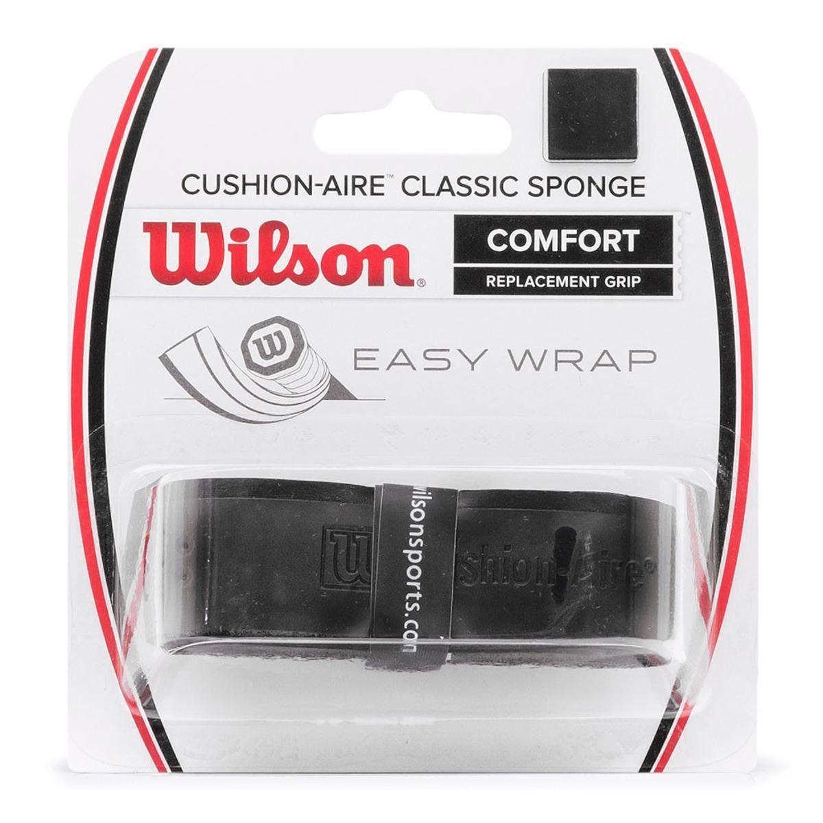 Cushion Grip Wilson Micro-Dry Comfort - Preto