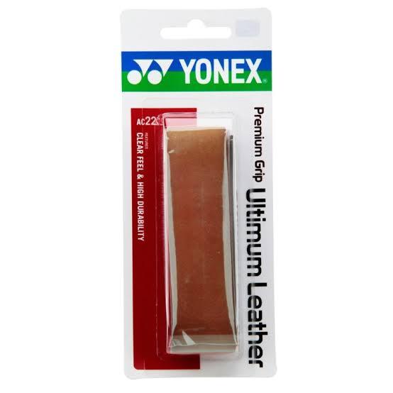 Cushion Grip Yonex Ac221 Ultimum Leather - Couro