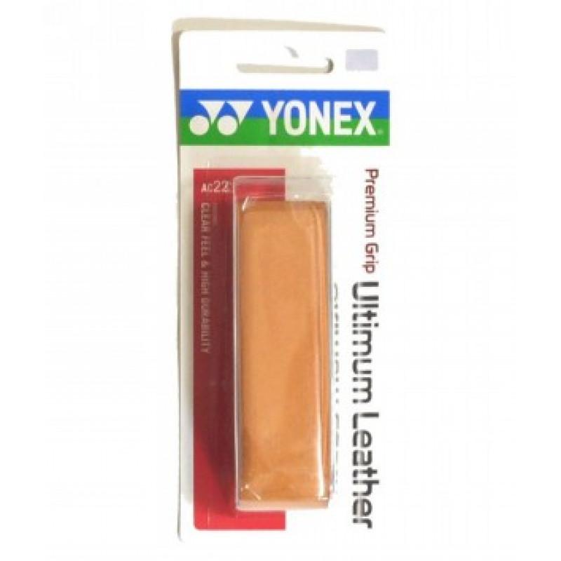 Cushion Grip Yonex Premium Ultimum Leather Couro