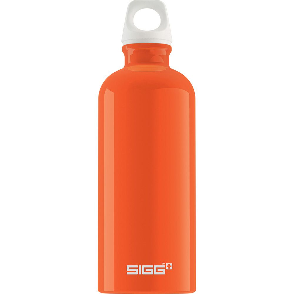 Garrafa Squeeze Fabulous - Sigg - 600ml - Orange
