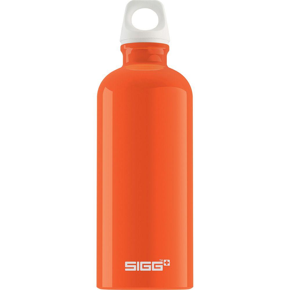 Garrafa Squeeze Fabulous - Sigg - 600ml - Orange