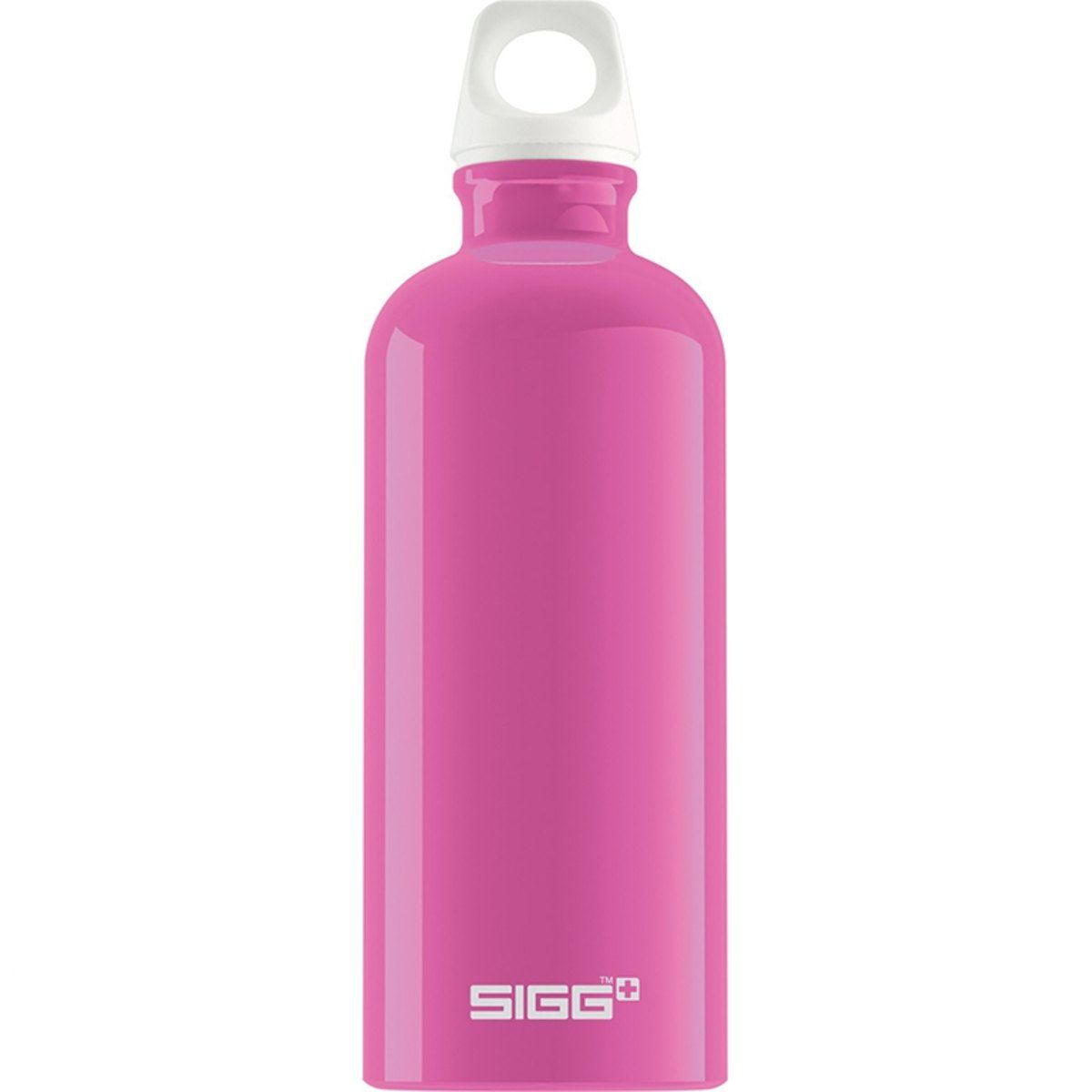 Garrafa Squeeze Fabulous - Sigg - 600ml - Pink