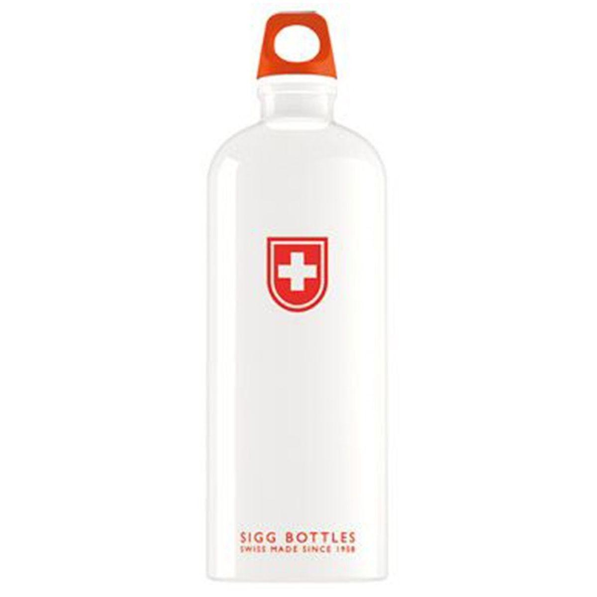 Garrafa Squeeze Swiss Shield 1lt