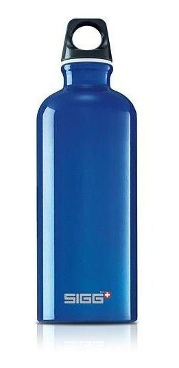 GARRAFA TRAVELLER DARK BLUE 600 ML