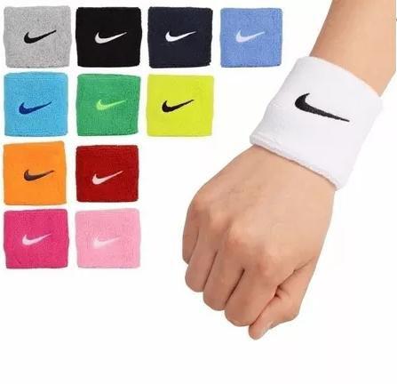 Kit 12 Unidades - Munhequeira Nike
