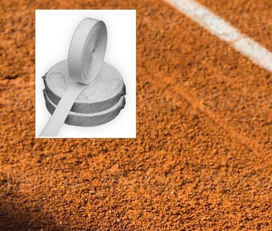 Kit Demarcação Para Quadras de Tenis Saibro e Pregos Galvanizados