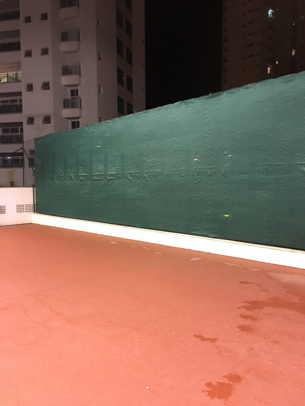Malha Rede Tela Sombreadora Quadra Tênis Esportivas 70%