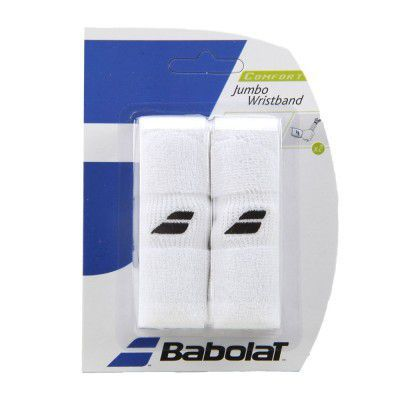 Munhequeira Babolat Jumbo com 02 Unidades