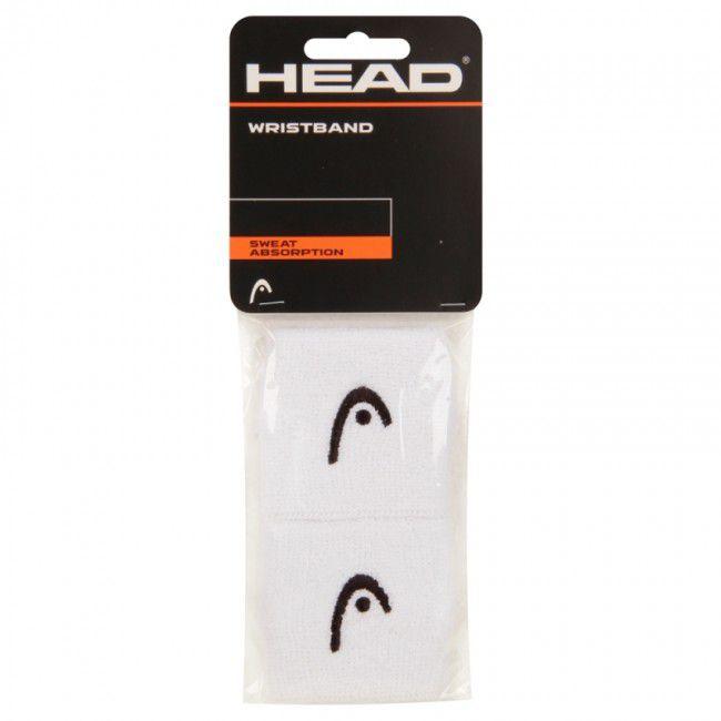 Munhequeira Head Wristband - Curta (Par)