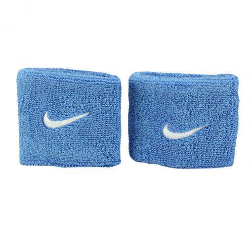 Munhequeira Nike Swoosh Wristband Curta - Par - Cores