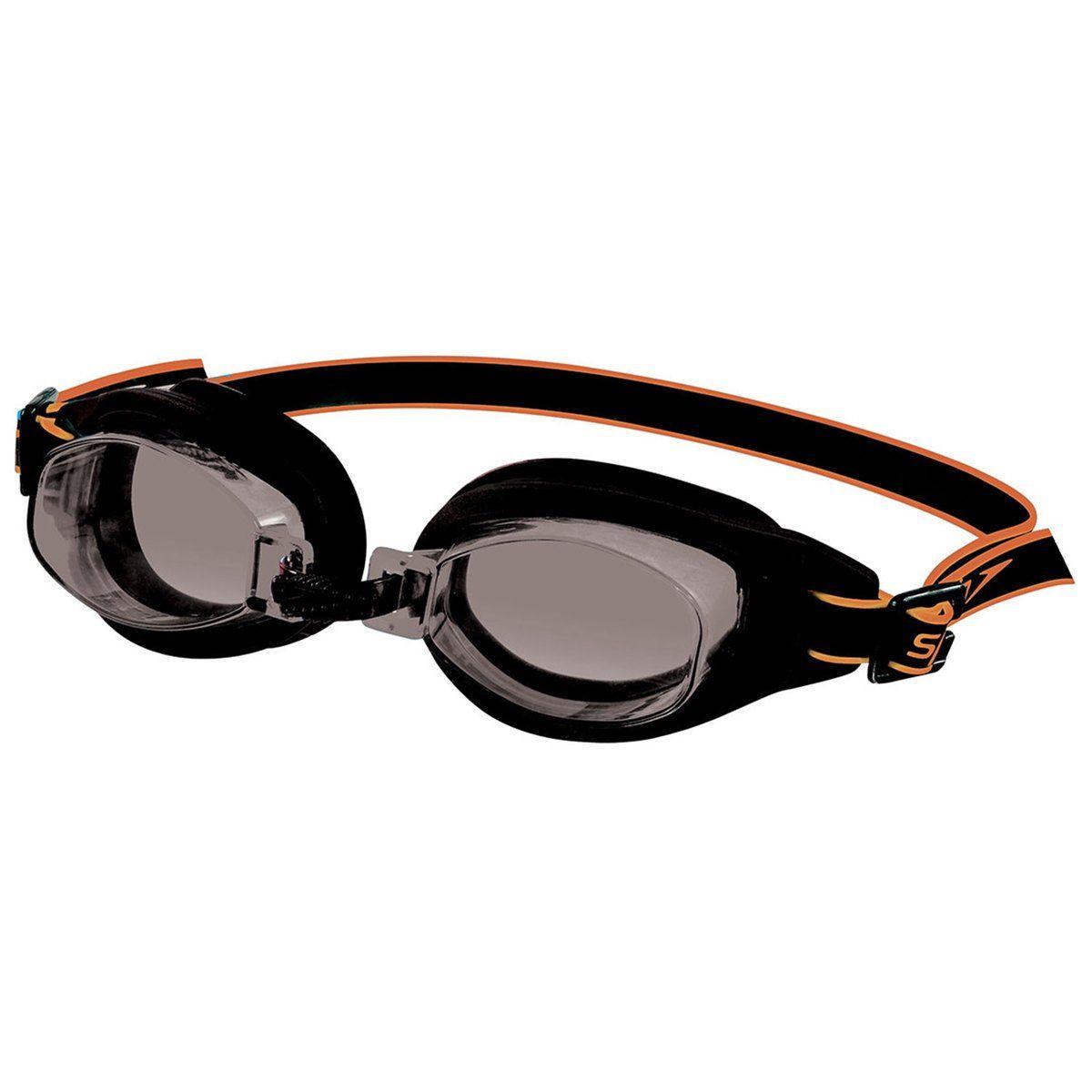 Óculos de Natação Speedo Freestyle 3.0 Preto Fume