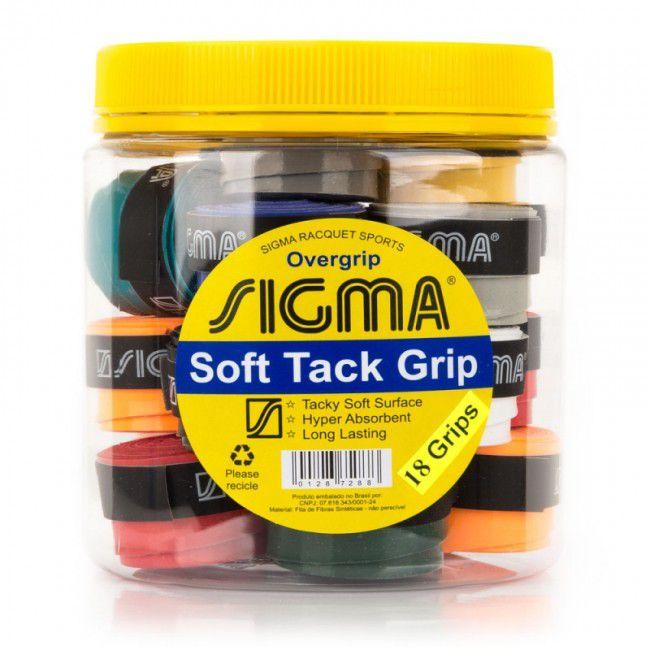 Overgrip Sigma Soft Tack Unidade - Cores