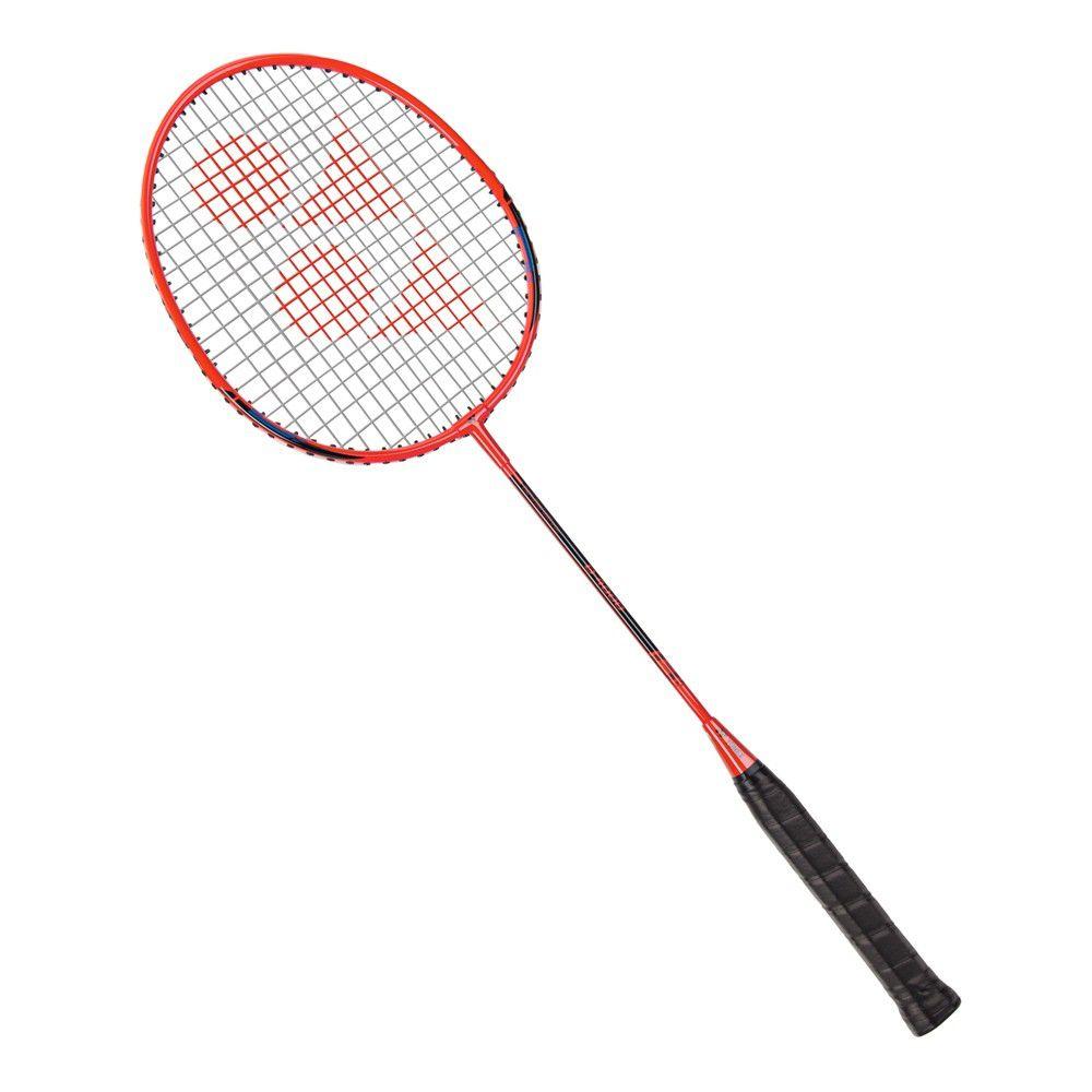 Raquete de Badminton Yonex B4000 - Vermelha
