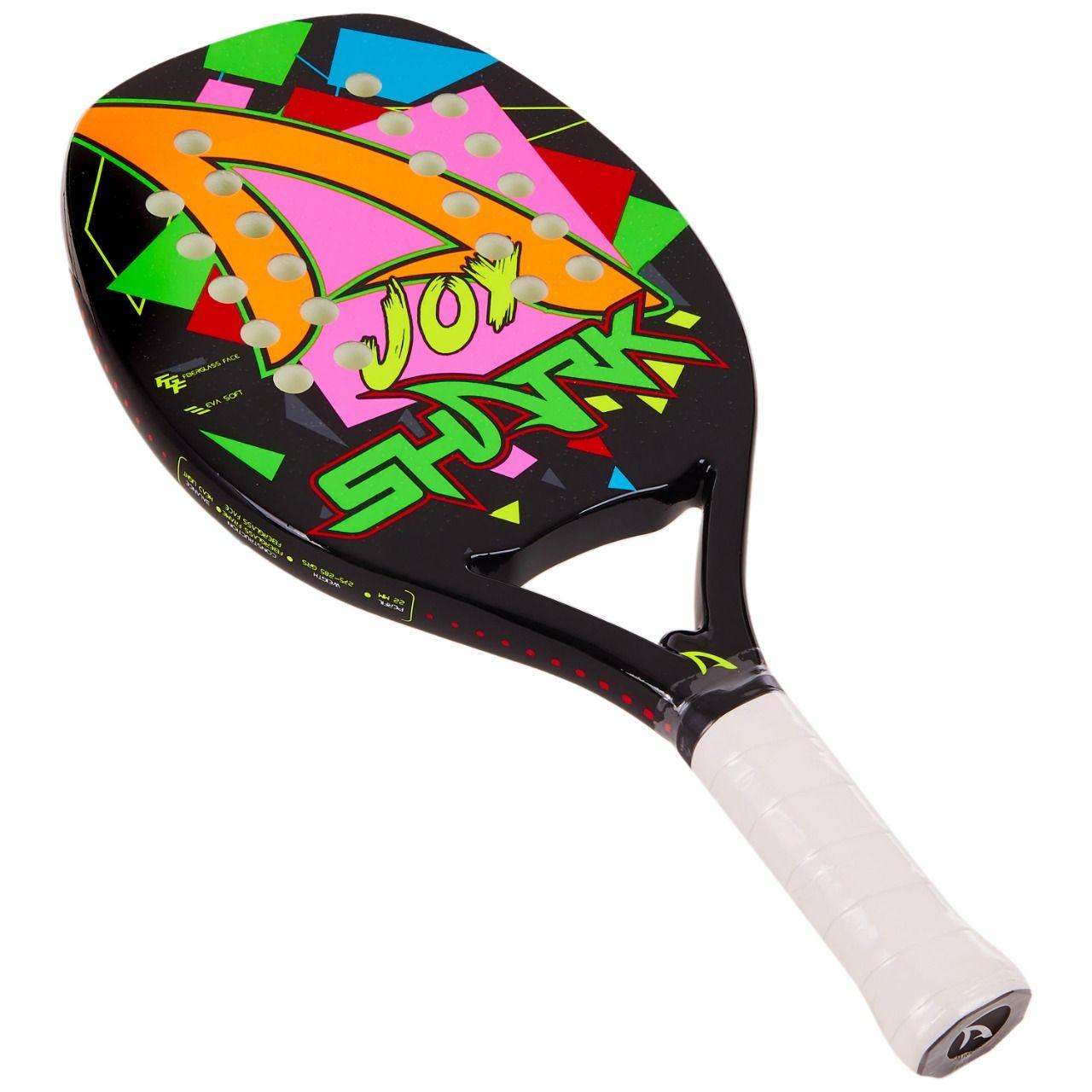 Raquete de Beach Tennis Shark Joy Infantil