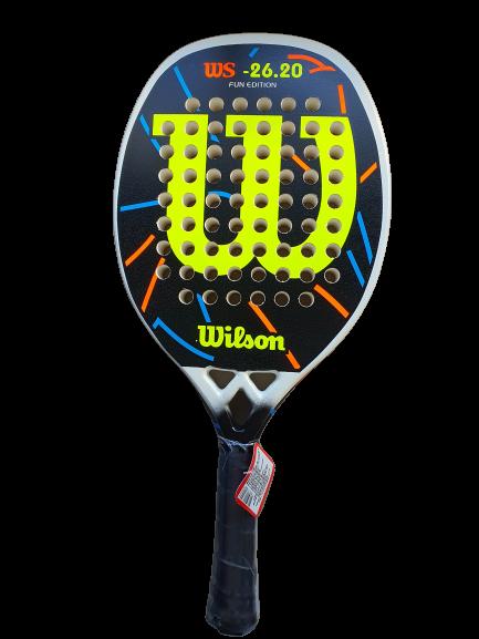 RAQUETE DE BEACH TENNIS WILSON 26.20 Fun Edition
