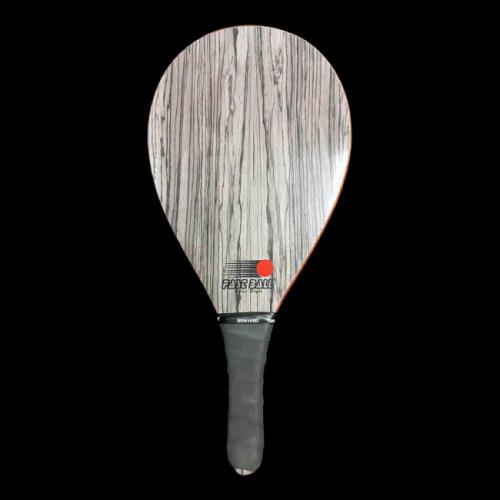 Raquete De Frescobol Fast Ball Serie Style - Cinza