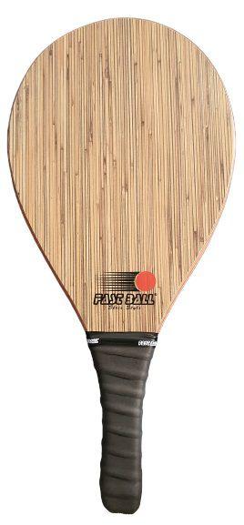 Raquete De Frescobol Fast Ball Serie Style - Riscadinha