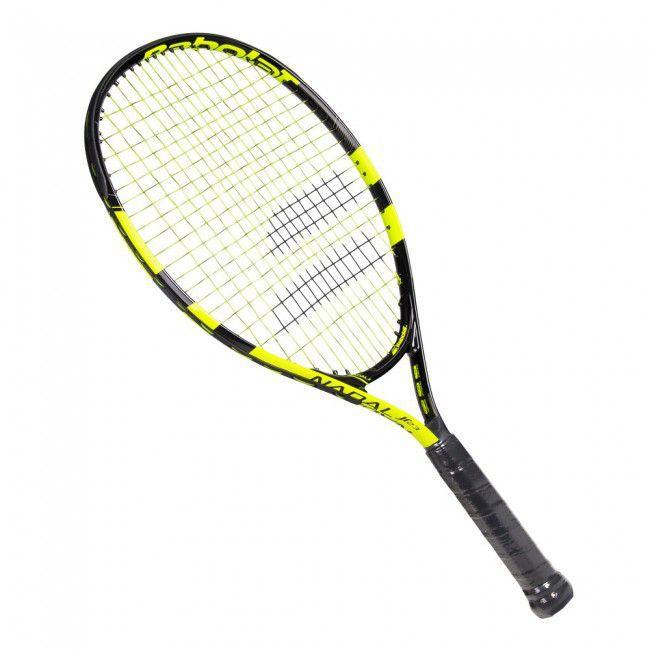 Raquete De Tênis Babolat Infantil Nadal Jr 23 - 7 a 8 Anos