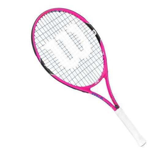 Raquete de Tênis Burn Pink 25 - 9 a 10 anos