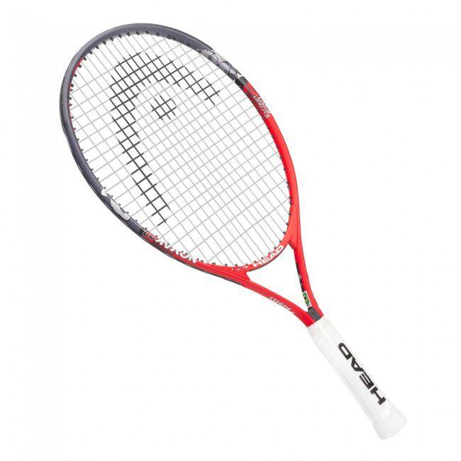 Raquete de Tênis Head Novak 25 - 9 a 10 Anos