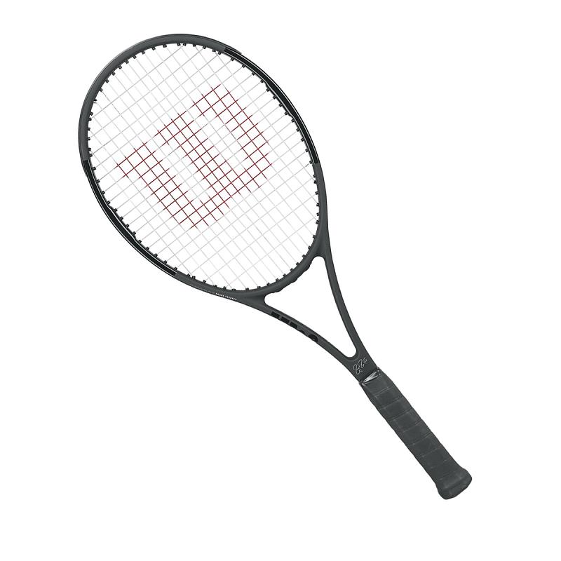 Raquete de Tenis Wilson Pro Staff RF 97 Autograph Preta